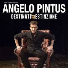 Angelo Pintus- Destinati all'Estinzione