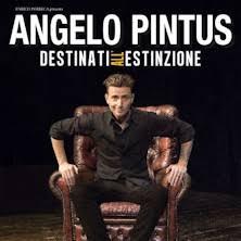 Angelo Pintus- Destinati all'Estinzione