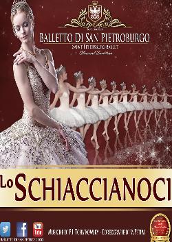 Lo Schiaccianoci - Il Balletto di San Pietroburgo