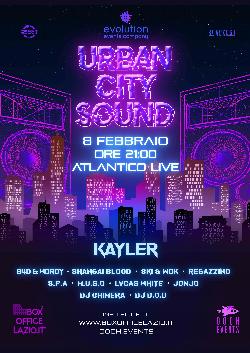 Urban City Sound