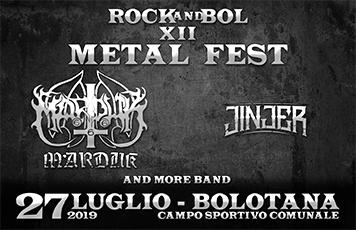 Rock and Bol Metal Fest 2019 - XII Edizione