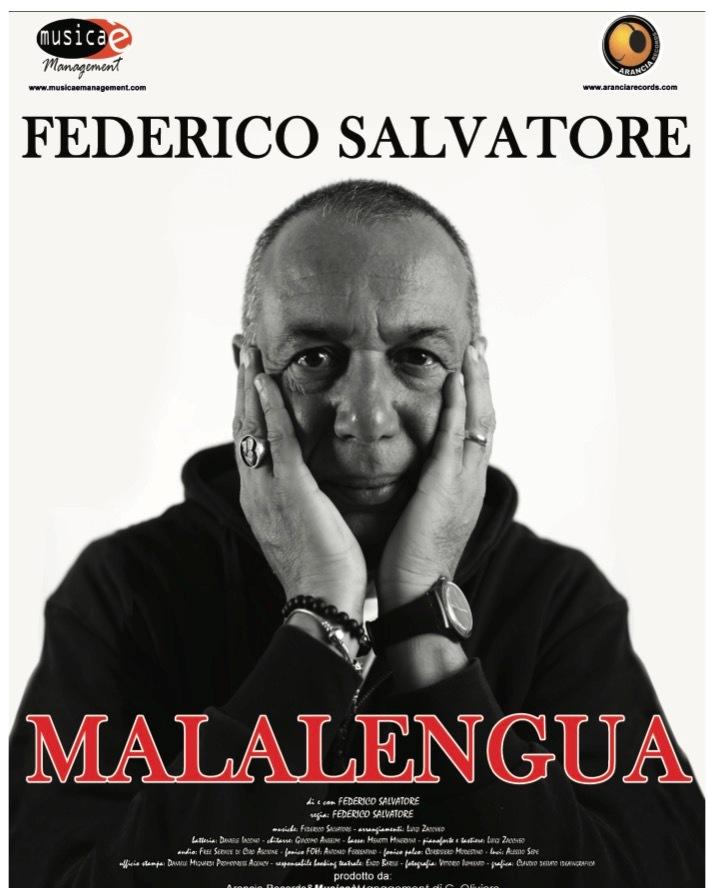 FEDERICO SALVATORE in MALALENGUA