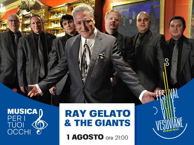 Ray Gelato e The Giants
