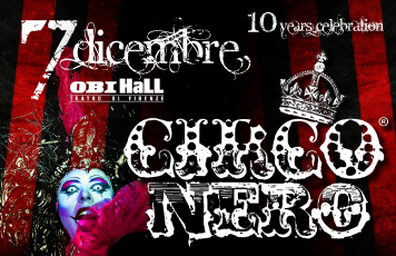 CIRCO NERO 10 Years Celebration