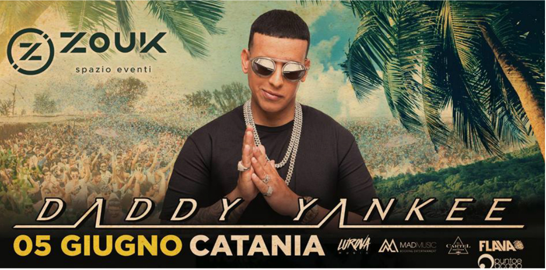DADDY YANKEE IN CONCERTO
