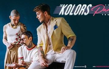 The Kolors - Cabriolet Panorama Tour 2021