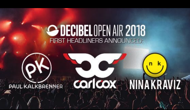 Decibel Open Air 2018