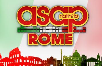 ASAP Natin 'To Rome, Italy