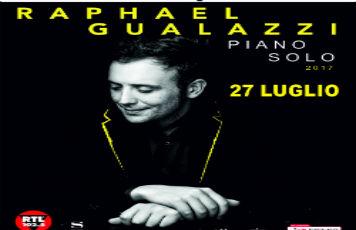 Raphael Gualazzi - Piano Solo - Tour 2017