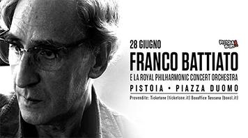 FRANCO BATTIATO e Royal Philharmonic Concert Orchestra