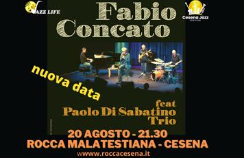 Fabio Concato feat. Paolo Di Sabatino Trio