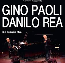 """Gino Paoli e Danilo Rea """" Due come noi che"""""""