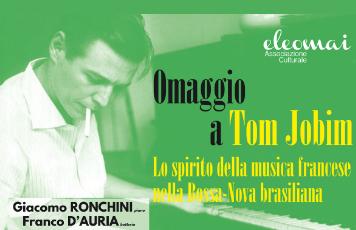 I Salotti Musicali - Omaggio a Tom Jobim