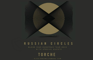 Russian Circles+Torches